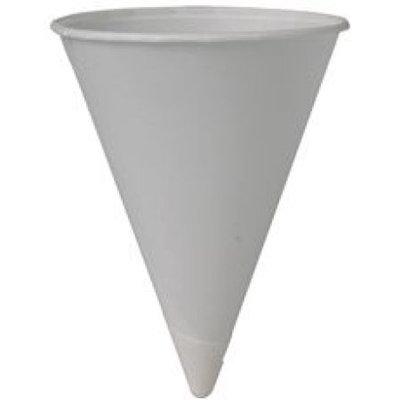 Solo Cup Company Solo 4.25-oz. Paper Cone Water Cups, 5,000 Cups (SCC 42BR)