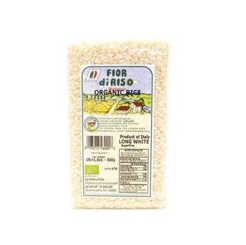 Fior di Riso Organic Long White Superfino Carnaroli Rice, 16 oz