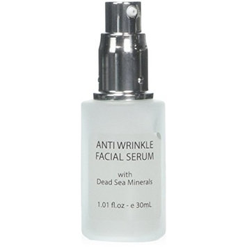 Anti-Wrinkle Facial Serum with Retinol and Dead Sea Minerals, 1.01 Fluid Ounces