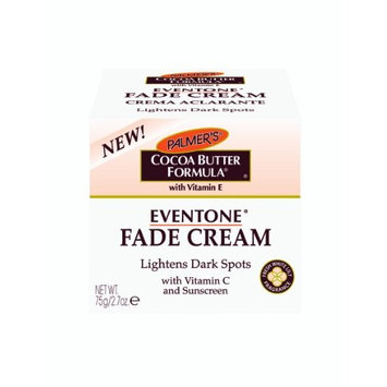 2 Pack Palmers Cocoa Butter EVENTONE FADE CREAM Dark Spot Corrector 2.7oz Each