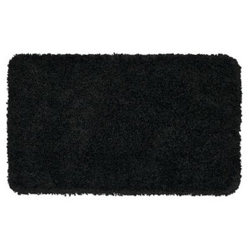 Serendipity 30 in. x 50 in. Shaggy Washable Nylon Rug