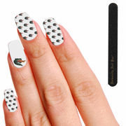 Fansedge UAB Blazers Ladies Polka Dot Nail Wraps - White