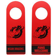 Wincraft Minnesota State Moorhead Dragons 2-Sided Tier Door Hanger