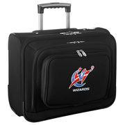 Denco Sports Luggage Washington Wizards Carry-on Laptop Overnight Rolling Bag