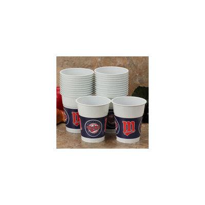 Amscan 429373 Minnesota Twins Plastic Cups - Pack of 150