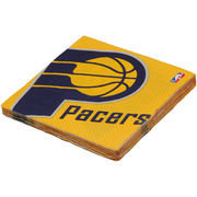 Amscan 203650 Indiana Pacers Basketball - Lunch Napkins