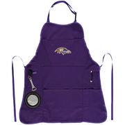 NFL Men's Grilling Apron - Baltimore Ravens