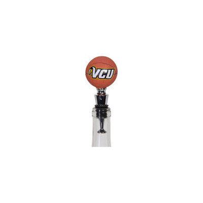 Vcu Rams Logo Basketball Bottle Stopper