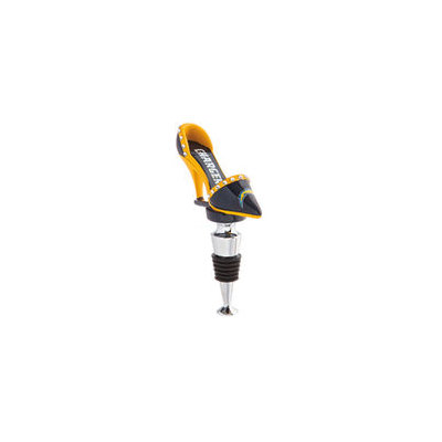 NFL San Diego Chargers High-Heel Shoe Bottle Stopper