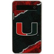 Miami Hurricanes Portable USB Charger