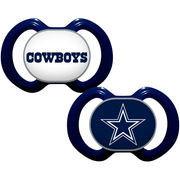 Dallas Cowboys Merchandising Dallas Cowboys 2-Pack Pacifier