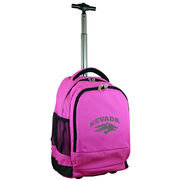 Denco Nevada Premium Wheeled Backpack (Pink)