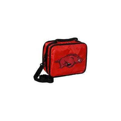 Arkansas Razorbacks Maroon Lunch Box Concept One Accessories