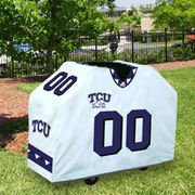 Team Sports America Texas Christian University Grill Cover