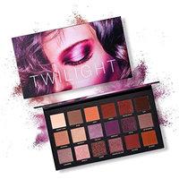 UCANBE 18 Color Pearl Glitter Matt Eye Shadow Powder Palette Cosmetic by DMZ