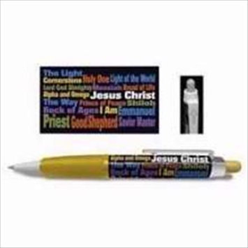 G T Luscombe 10836X Pen Chubbies Names Of Jesus