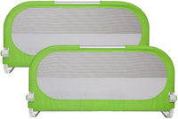 Munchkin Sleep Double Bed Rail - Green
