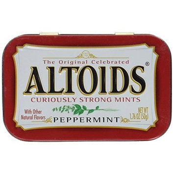 Altoids - Traditional Peppermint Tin - 1.76 oz. by Altoids [Foods]
