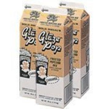 Caramel Glaze Pop, 12-28 oz. Cartons / Case [Caramel]
