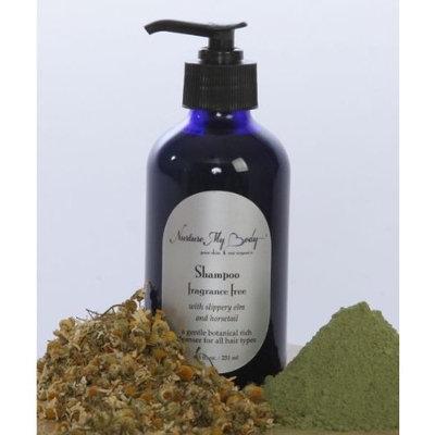 Nurture My Body All-Natural Volumizing Shampoo, 8 fl oz. - Certified Organic Ingredients
