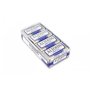 Wrigley Altoids Artic Peppermint Mints 1.2 oz 8 Count