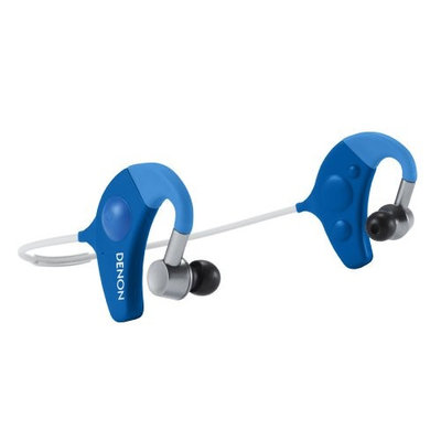 Denon Exercise Freak Blue Wireless In-Ear Headphones