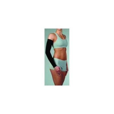 Juzo 11385 20-30 mmHg Soft Sleeve Long Silicone Black - Size I
