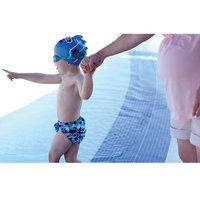FINIS Reusable Swim Diaper - Large - Shark Camo