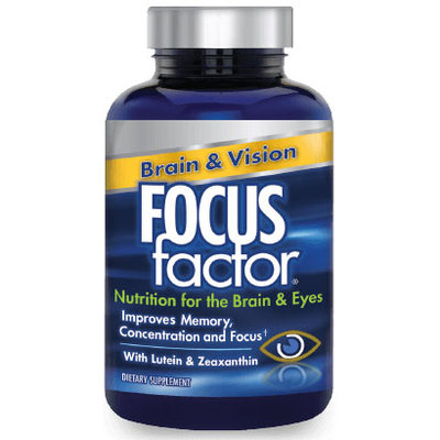 Factor Nutrition Labs Brain & Vision
