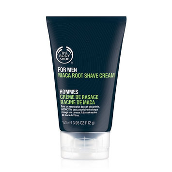 The Body Shop For Men Maca Root Shave Cream 125 ml