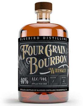 Bluebird Distilling Bourbon Four Grain