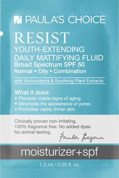 Paula's Choice RESIST Youth-Extending Daily Hydrating Fluid SPF 50