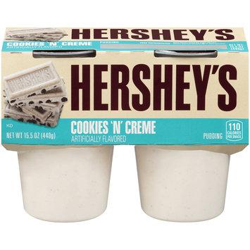 Hershey's Cookies N Crème Sugar Sweetened Pudding