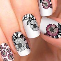 Incoco.com Incoco Nail Polish Strips, Full Bloom