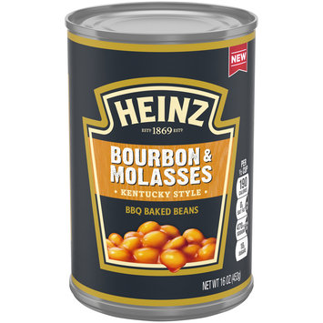 Heinz Kentucky Style Bourbon & Molasses BBQ Baked Beans