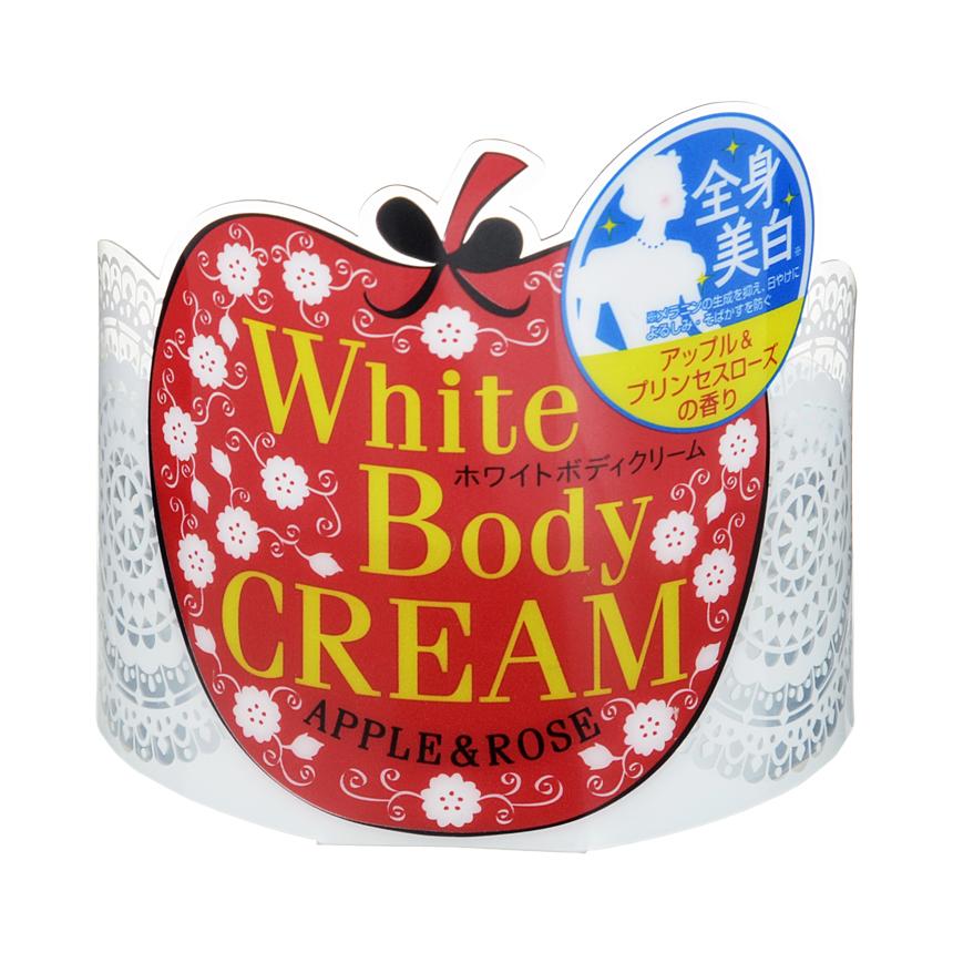 Fits - Snow White Pricess White Body Cream 80g