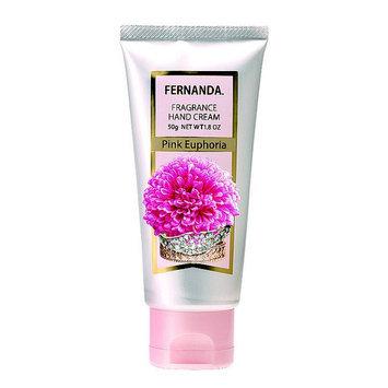 Fernanda - Fragrance Hand Cream Pink Euphoria (Fresh Sweet from Juicy Fruits) 50g