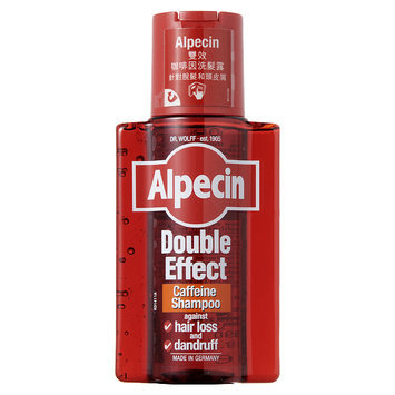 Alpecin - Caffeine Shampoo (Double Effect) (Against Hair Loss and Dandruff) 200ml