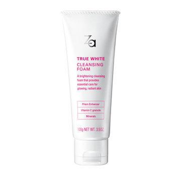 Za - True White Plus Cleansing Foam 100g/3.5oz
