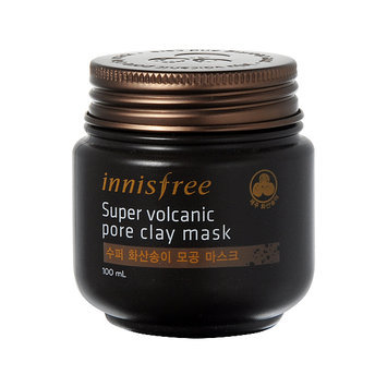 Innisfree - Super Volcanic Pore Clay Mask 100ml