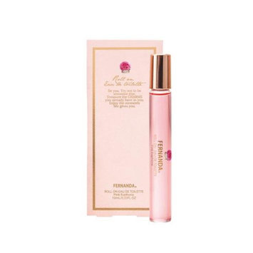 Fernanda - Roll On Eau De Toilette Pink Euphoria (Fresh Sweet from Juicy Fruits) 10ml