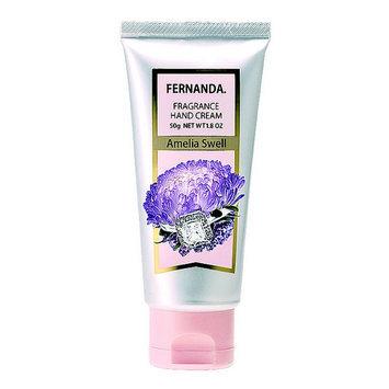 Fernanda - Fragrance Hand Cream Amelia Swell (Lilac) 50g