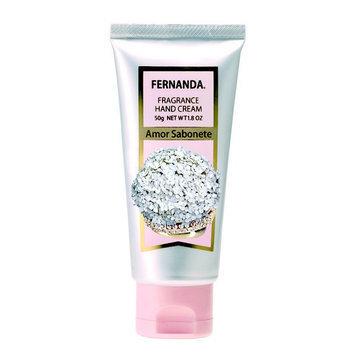 Fernanda - Fragrance Hand Cream Amor Sabonete (Refreshing Soap Bubbles) 50g