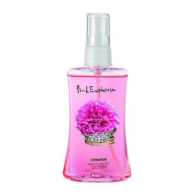 Fernanda - Fragrance Body Mist Pink Euphoria (Fresh Sweet from Juicy Fruits) 100ml