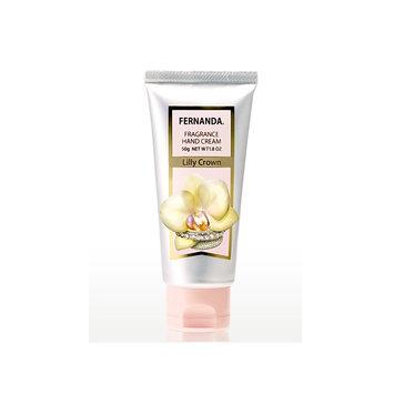 Fernanda - Fragrance Hand Cream Lily (Melons and Cedarwood 50g