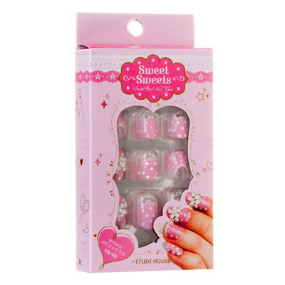 Etude House - Sweet Real Nail Tips (#03 Lovely Apron) 1 set