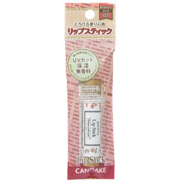 Canmake - Day & UV Lip Stick SPF 14 PA+ (#02 Pink) 1 pc