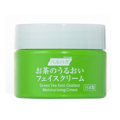 Haruhada - Green Tea Anti-Oxidant Moisturizing Cream 50g
