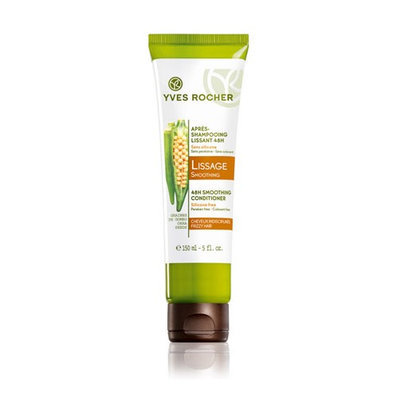 Yves Rocher - 48H Smoothing Conditioner Anti-Frizzy Hair 150ml