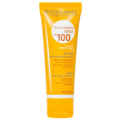 Bioderma - Photoderm Max Fluid SPF 100 UVA 31 PA+++ 40ml